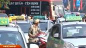 Taxi bắt đầu đợt tăng giá cước