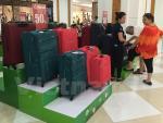 Thị trường vali kéo bắt đầu