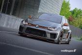"""Hatchback Volkswagen Golf """"lên đời"""" mạnh như siêu xe"""