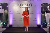 Sao Việt khoe sắc trong buổi ra mắt thương hiệu KIMMAY