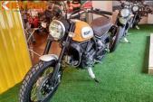 Bộ 3 Ducati Scarmbler mới về Việt Nam có giá 363 triệu đồng