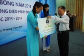 ĐH Văn Hiến trao học bổng 2,5 tỉ đồng cho sinh viên
