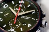 Montblanc tuyên chiến với Apple Watch