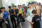 VNTM2015: Miền Trung, nhiều thí sinh có chiều cao vượt trội