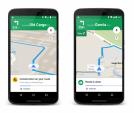 Google Maps có thêm tính năng cảnh báo tình trạng giao thông