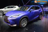 """Cận cảnh Lexus NX """"mới tinh"""" giá 2,4 tỷ tại Việt Nam"""