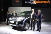 Mitsubishi chính thức ra mắt Triton thế hệ mới tại Việt Nam