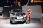 Mitsubishi Triton thế hệ mới về Việt Nam cận cảnh từ A- Z