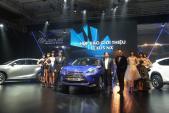Ra mắt Lexus NX 200t giá 2,408 tỷ đồng
