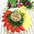 Canh ngao nấu dứa chua dịu đưa cơm