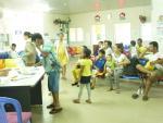Đà Nẵng: Trẻ nhập viện ồ ạt do nắng nóng