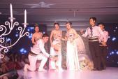 """Dạ tiệc Cinderella"" ấn tượng tại Luxury Bridal Fashion Show 2015"