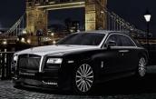 "Thổi ""chất thể thao"" cho Rolls-Royce Ghost"