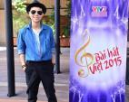 Bài hát Việt 2015 chính thức được khởi động