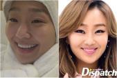 Sắc đẹp của mỹ nhân Kpop thay đổi