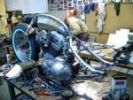 """Harley Davidson 1991 """"lột xác"""" thành siêu xế độ """"hàng khủng"""""""