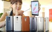 LG G4 Stylus và G4C trình làng, giá tầm trung