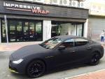 Xế sang Maserati bọc nhung, dát vàng của dân chơi Hồng Kông