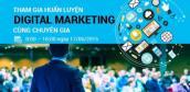 Tham gia huấn luyện về Digital Marketing cùng chuyên gia