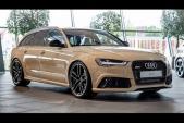 """Tăng độ nổi bật cho Audi RS6 với tông màu """"độc"""""""