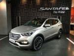 Hyundai tung ra bản Santa Fe nâng cấp tại Hàn Quốc