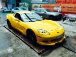 """Corvette """"biến hình"""" như siêu xe chỉ với 200 triệu tại Sài Gòn"""