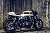 """Yamaha XJR1300 """"đẹp, độc, lạ"""" với phong cách Cafe Racer"""
