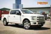 """Cận cảnh """"siêu xe"""" bán tải tiền tỷ Ford F-150 tại Hà Nội"""