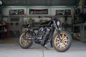 "Harley-Davidson 1200 Sportster ""lên đời"" Cafe racer siêu độc"