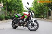 Thấy gì trên môtô Pkl Benelli BN302 Italia 128 triệu tại Việt Nam?