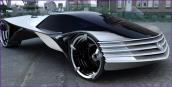 Xe ô tô chạy 100 năm không cần nạp nhiên liệu