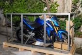 Soi chi tiết naked bike Suzuki GSX-S1000 đầu tiên về Việt Nam