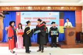14 tân thạc sĩ tốt nghiệp chương trình liên kết đào tạo Việt- Đức