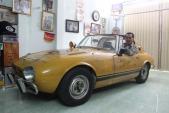 """Toyota Sports 800 1962 """"siêu xe"""" một thời của danh ca Chế Linh"""