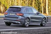 Chưa ra mắt, Mercedes GLC đã lộ thêm hàng loạt thông tin