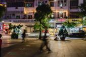 Quán cà phê tuyệt đẹp trên phố đi bộ Nguyễn Huệ