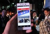 Cận cảnh Sony Xperia Z3+ giá gần 18 triệu đồng tại Việt Nam