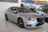 """Cặp đôi Subaru Legacy & Outback """"chào hàng"""" tại Hà Nội"""