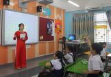 TP HCM nhân rộng chương trình tiếng Anh tích hợp