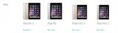 Apple khai tử dòng iPad thế hệ đầu