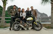 """Biker Mỹ """"trải lòng"""" sau hành trình cùng Ducati xuyên Việt"""