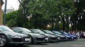 Dàn siêu xe Audi R8
