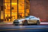 Nissan ra mắt GT-R 2016 Gold Edition mừng sinh nhật 45 năm