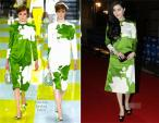 10 chiếc váy hàng hiệu của Phạm Băng Băng khiến bạn gái mê mẩn