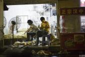 Cảnh dựng rợn tóc gáy ở xưởng sản xuất mỳ sợi siêu bẩn