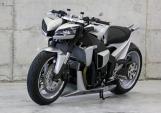 """Yamaha FZR1000 đời 8x """"biến hình"""" siêu xe giả tưởng"""