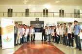 Sinh viên Đại học Bách Khoa và tuần thực tế cùng Hyundai