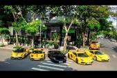 """Dàn siêu xe tiền tỷ tại Sài Gòn tụ họp """"đi uống cafe"""""""