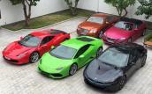 Ba bộ siêu xe nhất Việt Nam: Không có Cường đôla