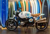 BMW Motorrad Path 22: môtô dành cho dân lướt sóng biển